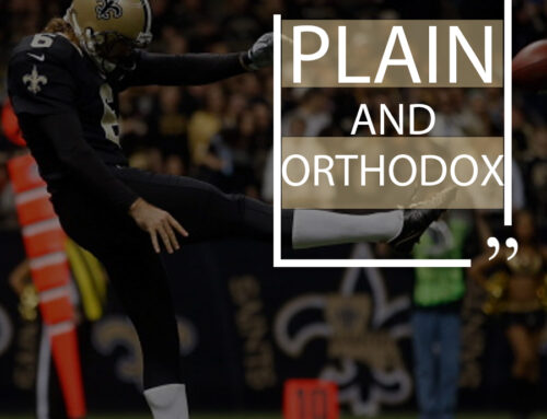 Episode 17: Thomas Morstead, NFL Punter, New Orleans Saints, #6