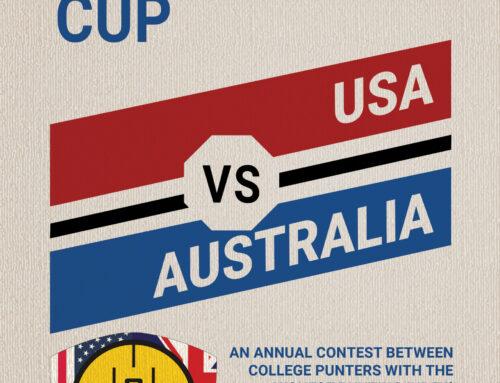 Team USA vs. Team Australia: The Inaugural McGaughey Cup