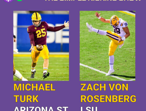 Episode 22: Michael Turk, Arizona State, and Zach Von Rosenberg, LSU