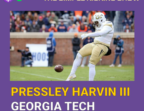 Pressley Harvin III, Georgia Tech